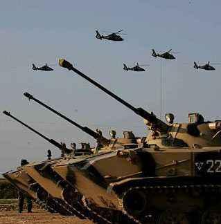 战争爆发前的5个征兆,一旦同时出现,就必须要警惕了!