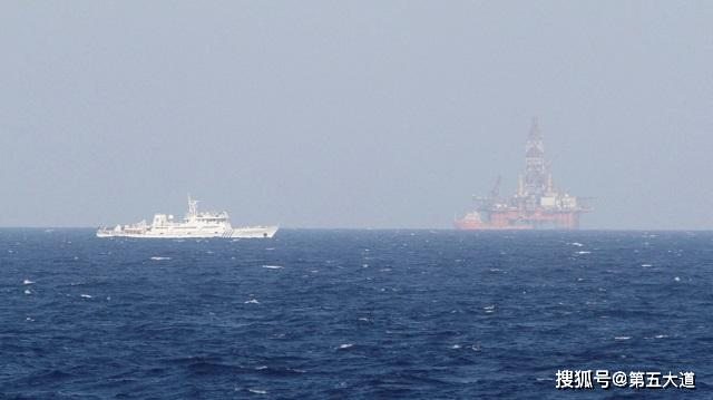 以身试险?越南派军舰闯争议海域 对峙中遭雷达照射