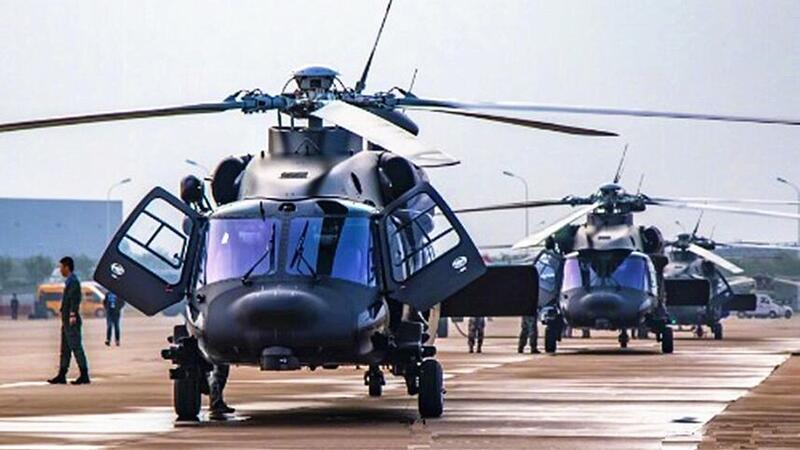 直-20直升机问世,很多网友提出大量反驳意见