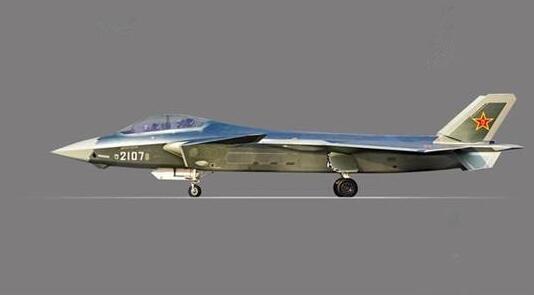 双座歼-20隐形战机设想,配备高超音速武器,完全碾压歼-16