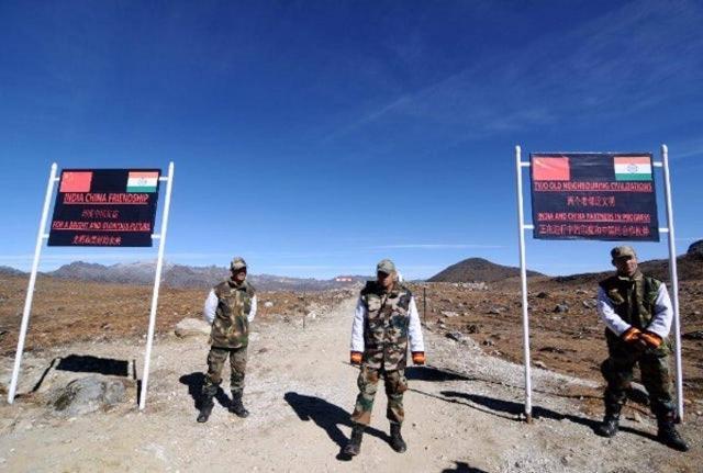 印度手伸向新疆门户!战略位置远超洞朗,不断挑衅逼中国出手