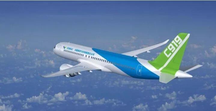 C919国内外订单总数达815架 CR929远程宽体客机已启动初步设计