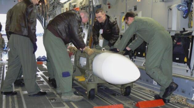 美国带头销毁核武器,世界就能去核?中俄英法首先反对