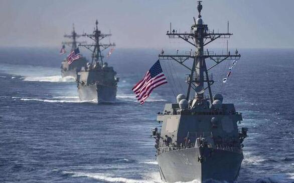美军舰频频来南海挑衅,房兵回应:不可能像之前那么嚣张了