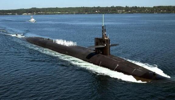 核潜艇迫近南海及售台先进鱼雷,美海军水下攻击力量逼近中国