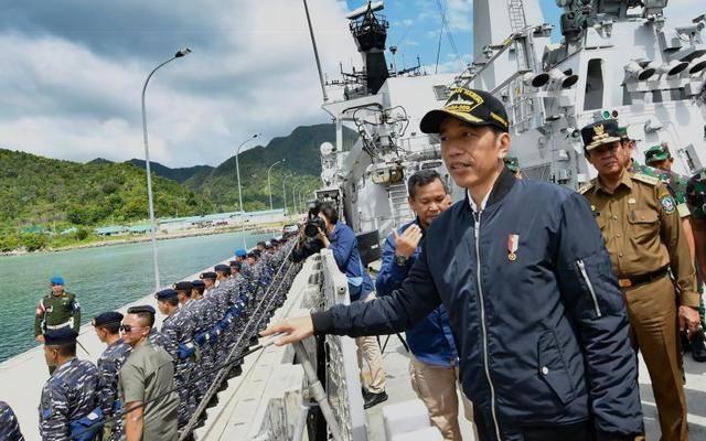 印尼接力越南在南海搅局,还扯上菲,这次要组团对抗中国
