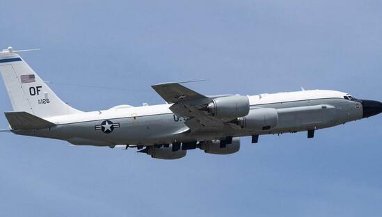 韩媒:美侦察机连续飞临朝鲜半岛加强对朝监视