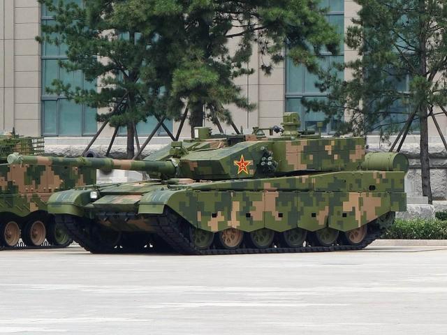 外媒关注解放军99坦克上高原,即使不是改进型都在亚洲没对手