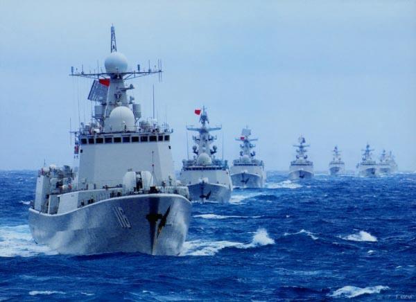 中美共用一座军港?美媒:美海军史上前所未有!