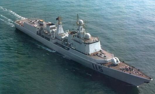 051C接受改装,预计使用S400防空导弹,成海军唯一反导舰