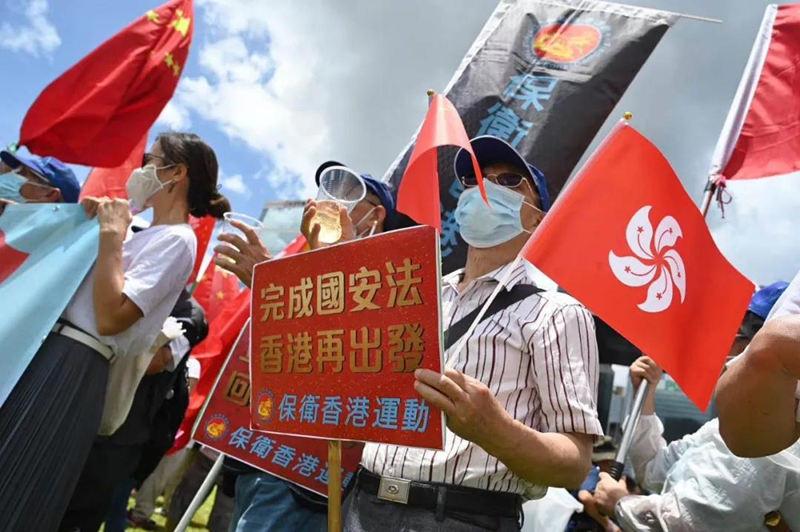"""美国对香港亮出""""核选项""""?事情恐怕跟你想的不一样……"""