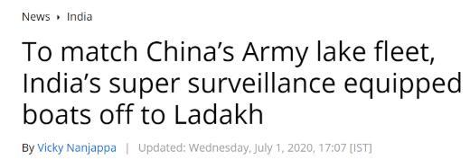 莫迪突然访问中印边境视察前线部队,这是想干啥?