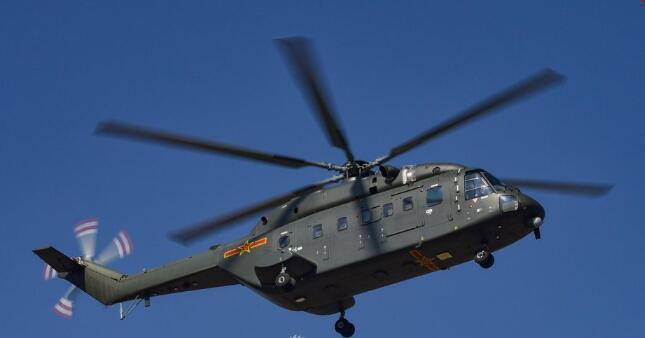 国产直-8G批量部署高原,升限超过9000米,可轻松飞越珠穆朗玛峰