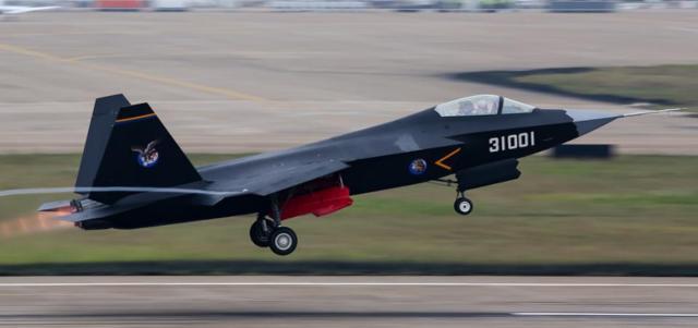 美媒:中国将要拥有另一款隐形战机,但不用惊慌