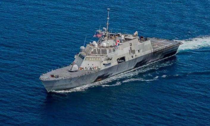 叫板的底气在哪里?美军舰去年射出的导弹现在还没补上