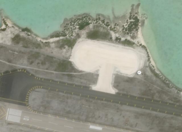 美秘密扩建中国导弹射程之外偏远岛屿机场,充当冲突时的支撑点