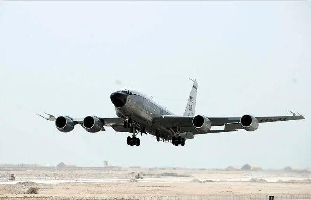 更近了!美军侦查机距中国广东沿岸仅90公里!