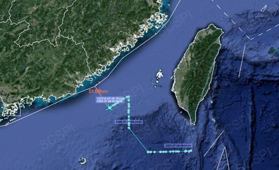 美侦察机逼近广东海岸有何用意?