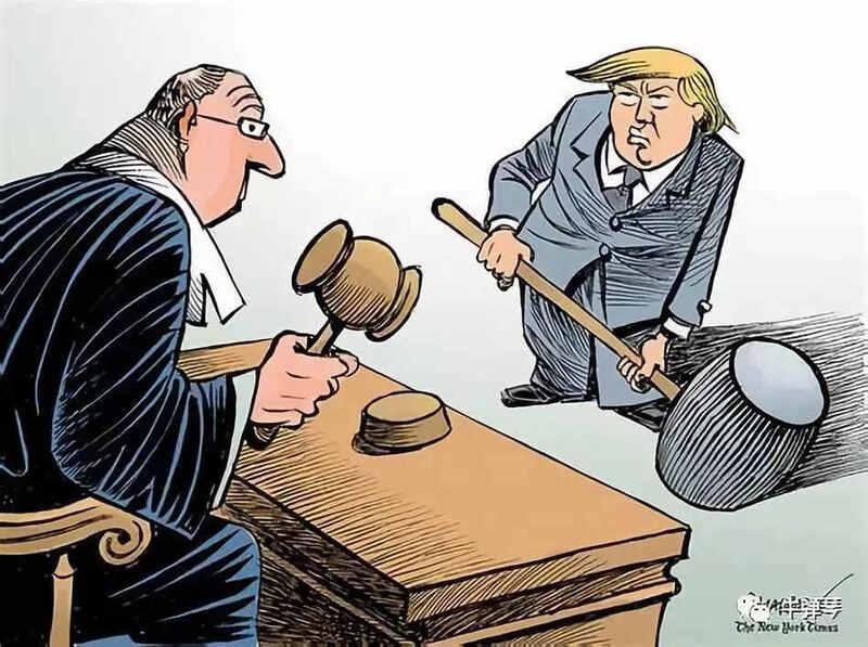 这场重要官司,特朗普居然在最高法院打输了!
