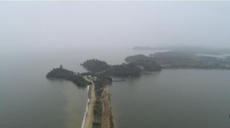 鄱阳湖预计将发生流域性大洪水 西安暴雨劳斯莱斯积水中被困