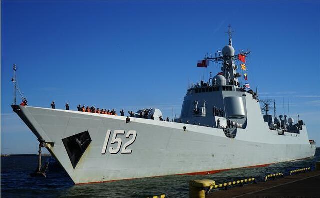 山东舰队总吨位超20万,舰种齐全,规模堪比一支中等强国海军