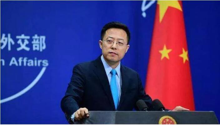 外交部:中方决定制裁洛克希德·马丁公司!