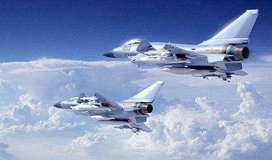 歼10格斗视频被曝出:美媒:中国空军比想象要复杂得多