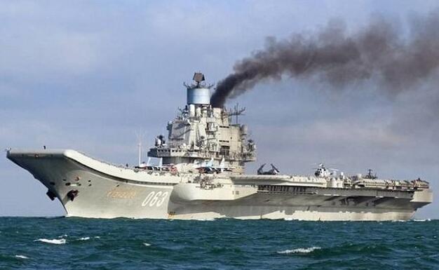 """""""库兹涅佐夫""""号要换心脏,俄罗斯实力不足,会向中国求助?"""