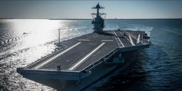 港媒:解放军加紧建造两条新型航母,2035年实力更上层楼