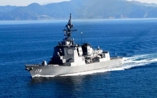 日本神盾舰首次出现确诊病例 原定赴美军演告吹