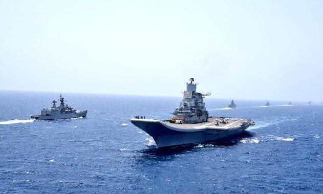 印度海军兵锋直指马六甲 妄图切断海上生命线 中国可轻松化解