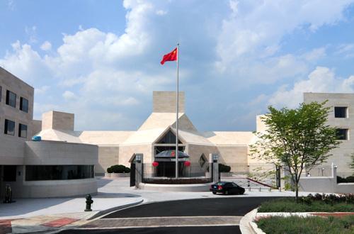 """美媒:美方人员""""接管""""中国驻休斯敦总领馆"""