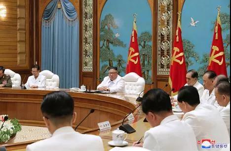朝鲜出现疑似病例!金正恩宣布决定