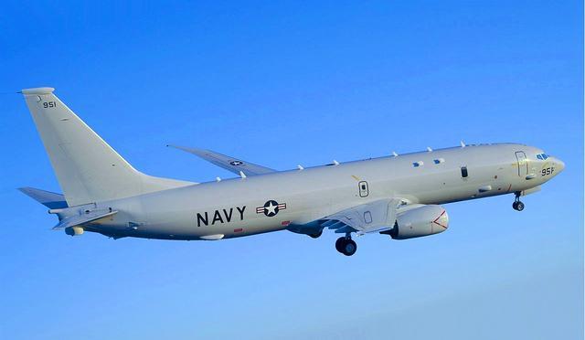 美5架军机闯南海挑衅,看我方应对,驱离、迫降都是选项