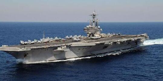 美媒:美国应该将航母数量削减到4艘并终结B21计划!