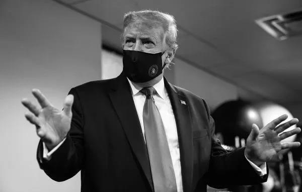"""美国大选倒计时100天,被一场""""战争""""打响……"""