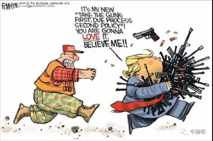 最荒唐一幕发生了,美国军火商正在偷着乐!