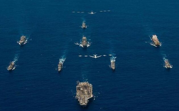 有何用意?敏感时期美军向西太平洋试射民兵3洲际导弹