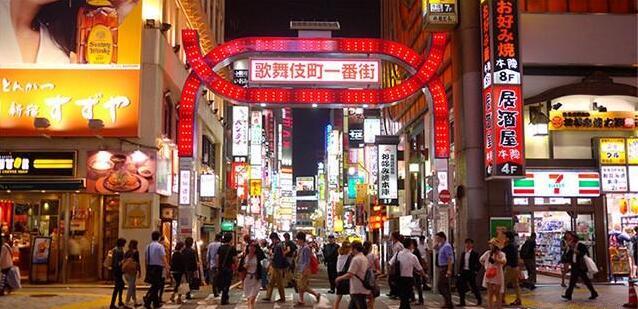 """把风俗业定为犯罪的日本,为何到处都是""""烟花巷柳""""?"""