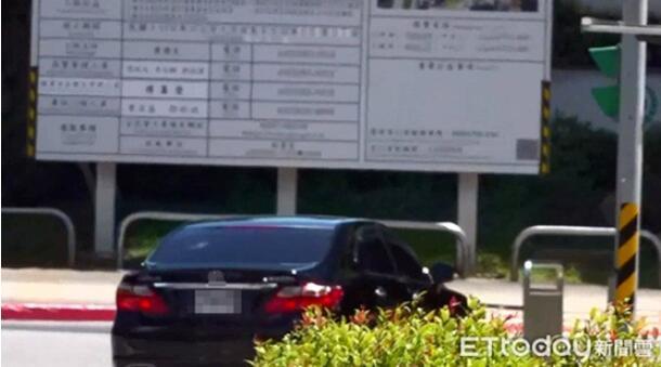 李登辉办公室主任声明 其妻乘车离开半小时后座驾突然折返!