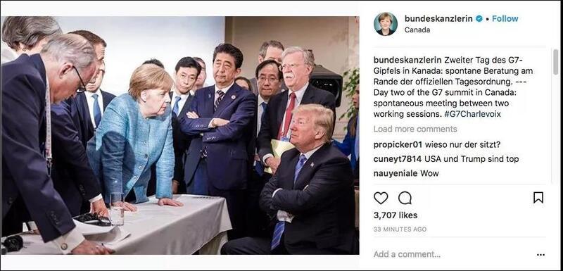 这一次竹杠没敲成,特朗普要惩罚德国了!
