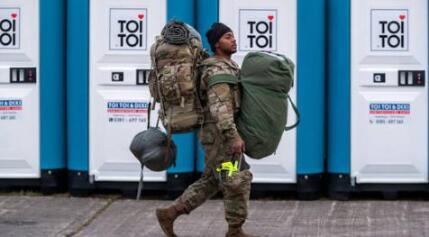 五角大楼宣布撤离1.2万驻德美军 特朗普称我们被利用了25年!
