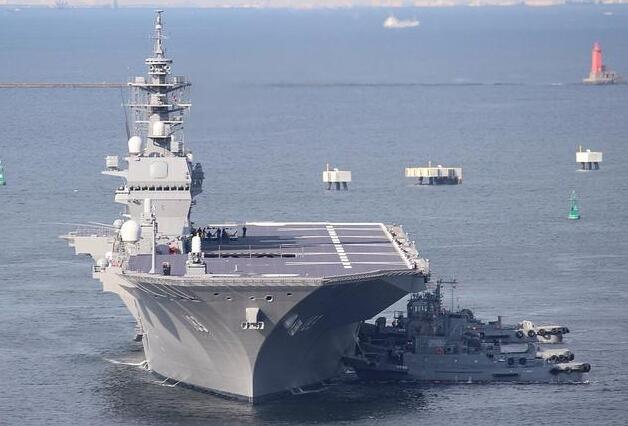 韩国也要买F-35B上舰?争当东亚一流海军,无奈准航母一身毛病