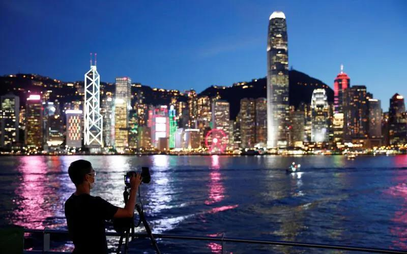 在香港问题上,新加坡总理说了一番公道话