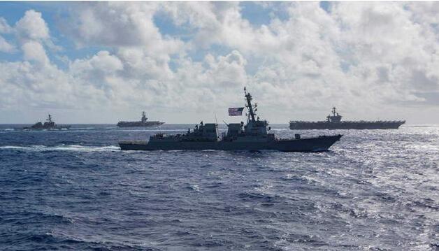 被北约消极应对还与中国对抗?专家:美军事霸权衰落不可避免