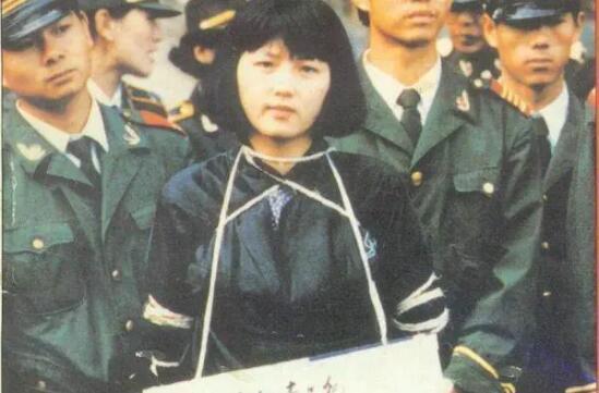 中国最美女囚犯陶静,20岁被枪决,行刑前留5字遗言让人泪目