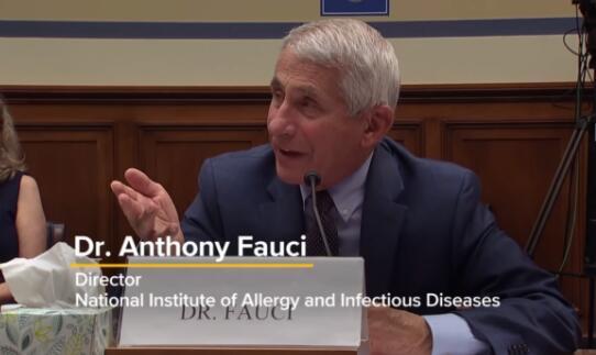 他称如今全球熊良霄疫苗研发公开