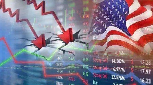 GDP暴跌32.9%,美国创二战来最大衰退,中国成世界第一