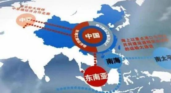 中美大决战,各国站队,中国六招把美国按在地上摩擦