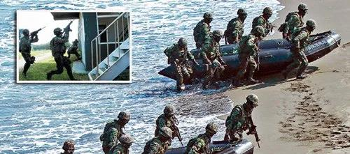 """""""这是台海危机后,24年来最接近战争的一刻?"""""""